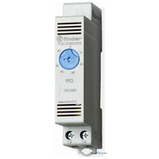 Finder 7T.81.0.000.2303 Thermostat Temperatur-Überwachung 1 Schliesser