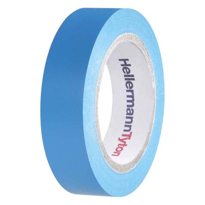 HellermannTyton PVC Isolierband Flex 15-BU15x10m 710-00100