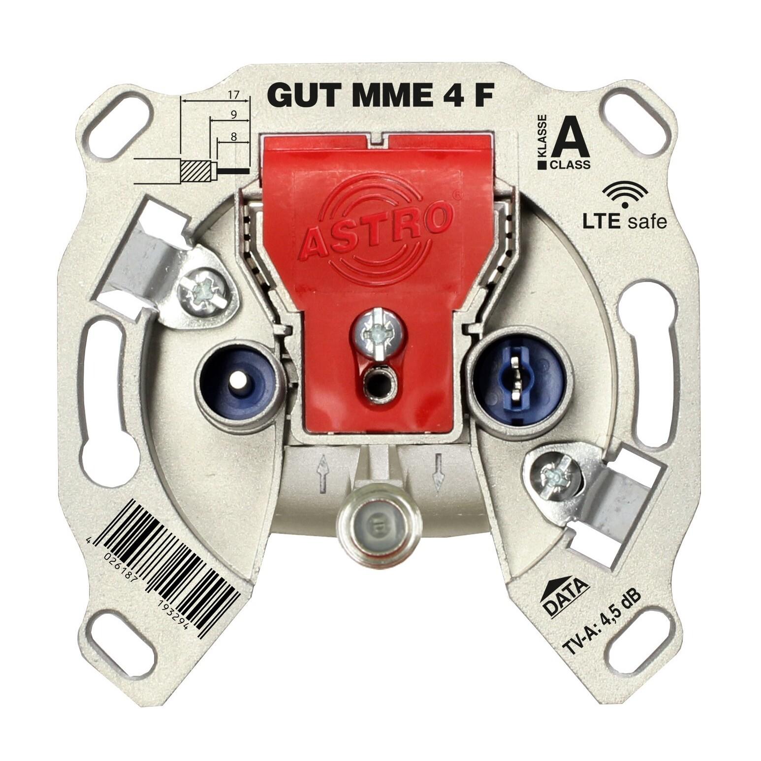 Astro Strobel BK-Modem-Stichdose GUT MME 4 F