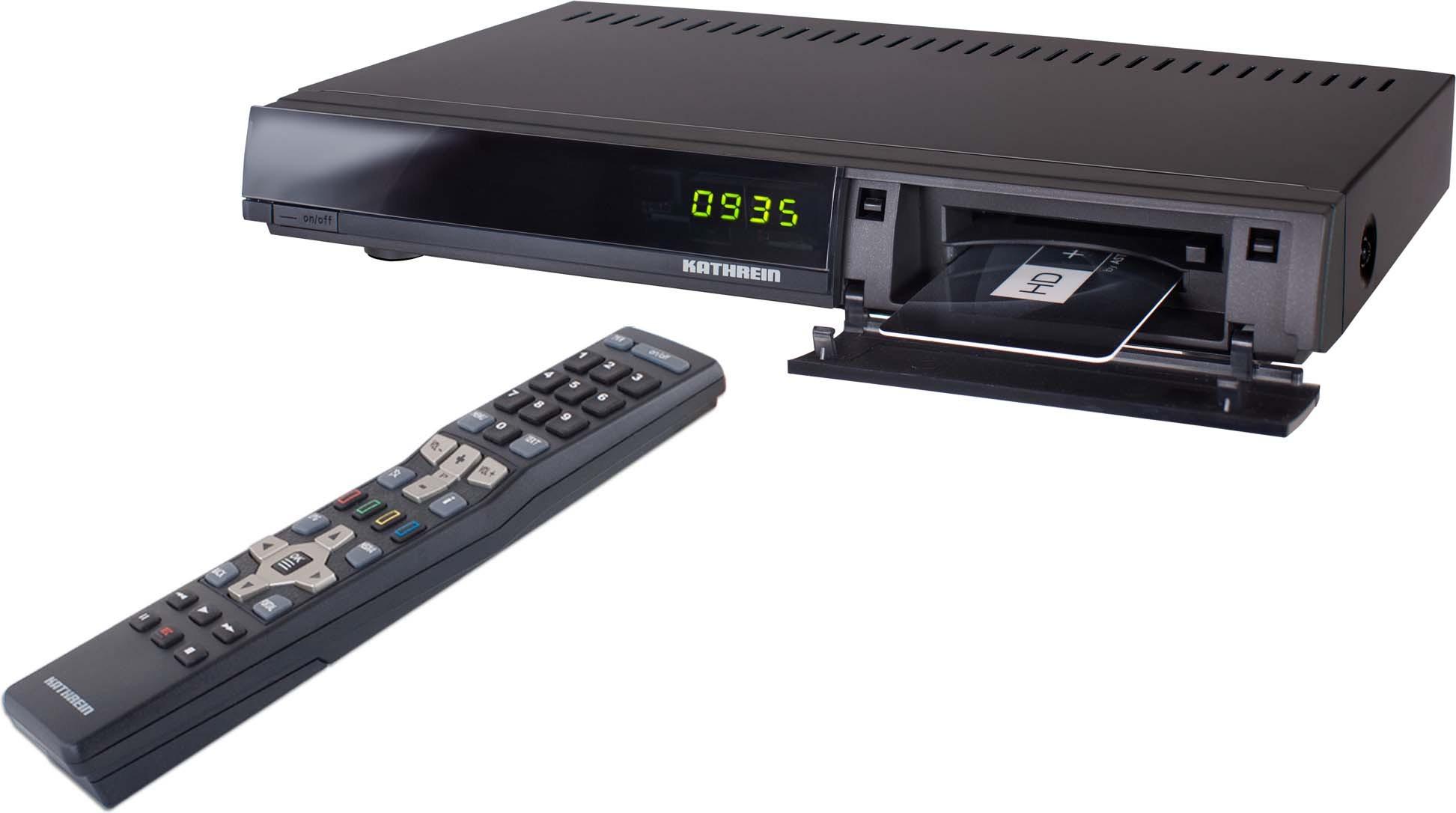 Kathrein Hybrid-HDTV-Sat-Receiver UFS 935sw/HD+ 20210214