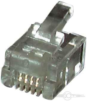 EFB Elektronic Modular-Stecker RJ45 37514.1