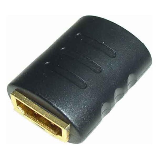 E+P Elektrik HDMI Doppelkupplung HDMI19